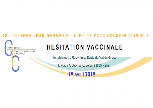 Colloque Hesitation vaccinale